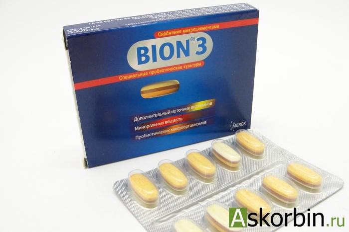бион 3 10 таб., фото 3