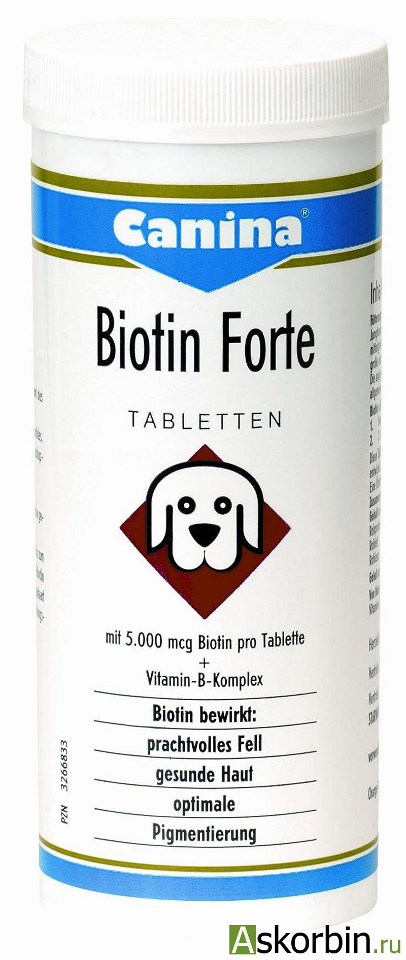 Биотин таб. №30, фото 1