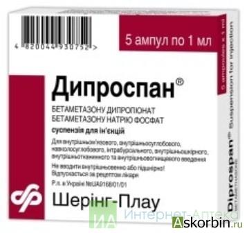 дипроспан 1мл 1 амп, фото 6