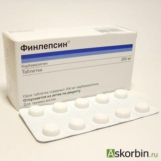 финлепсин 200мг 50, фото 4
