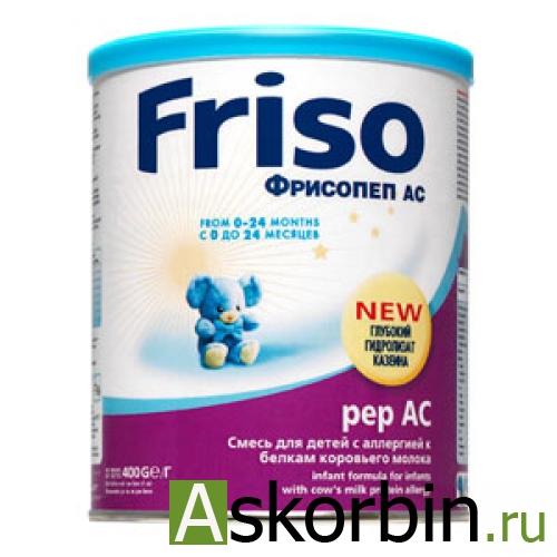 Фрисосой соевая смесь с рожд. 400г, фото 5