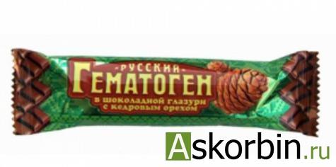 гематоген русский 40г детский, фото 3