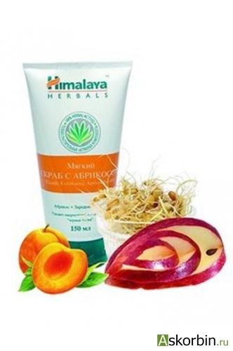 Гималаи Хербалс Набор : Мягкий скраб 150мл+Освежающая фруктовая маска 150мл, фото 3