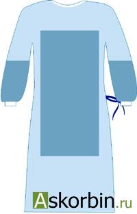 Халат хирургический стерильный, фото 8
