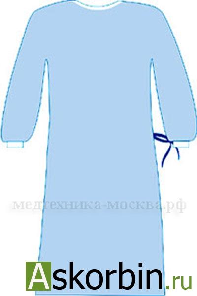 Халат хирургический стерильный, фото 5