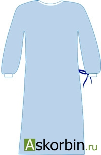 Халат хирургический стерильный, фото 9