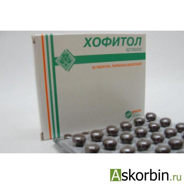 хофитол 60 тб п/о, фото 2