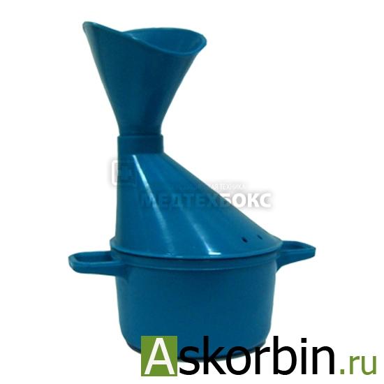 Ингалятор паровлажный бытовой (пластик), фото 3