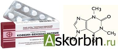 Кофеин-бензоат натрия, фото 5