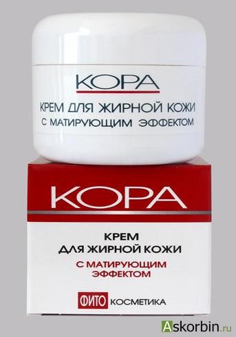 Кора Крем д/жирной кожи 50мл, фото 8