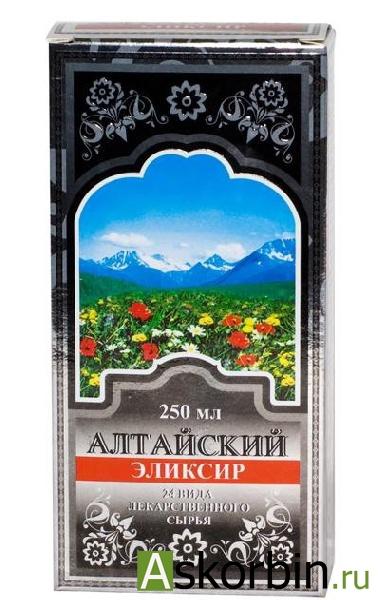 Алтайский эликсир 250мл фл., фото 1