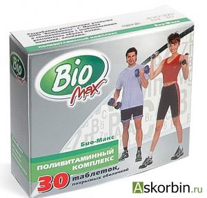 био-макс 30 тб.п/о, фото 1