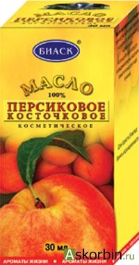 персиковое масло 30мл, фото 1