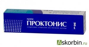 Проктонис крем при геморрое 30мл, фото 1