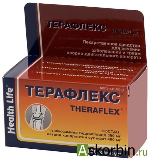 терафлекс 100 капс., фото 1