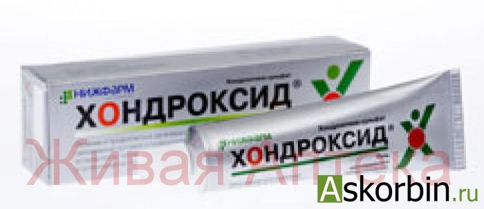 ХОНДРОКСИД 5% 30,0 ГЕЛЬ, фото 2