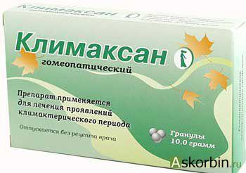 климаксан гранулы 10,0 гомеоп, фото 3