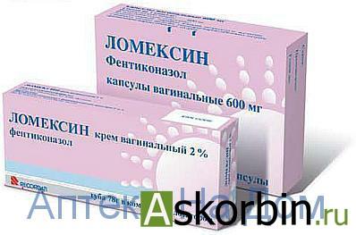 ЛОМЕКСИН 2% 78,0 КРЕМ ВАГ, фото 1