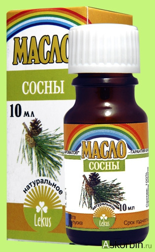 масло сосновое 25мл, фото 1