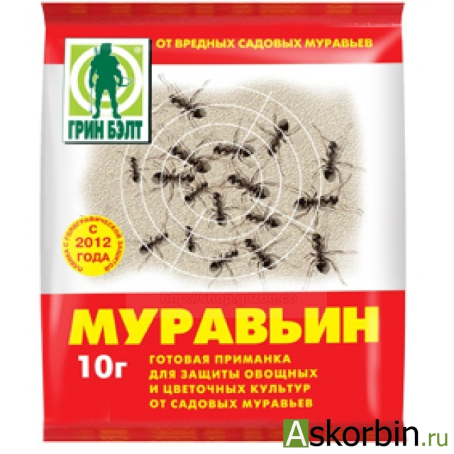 муравьиный спирт 50мл, фото 2