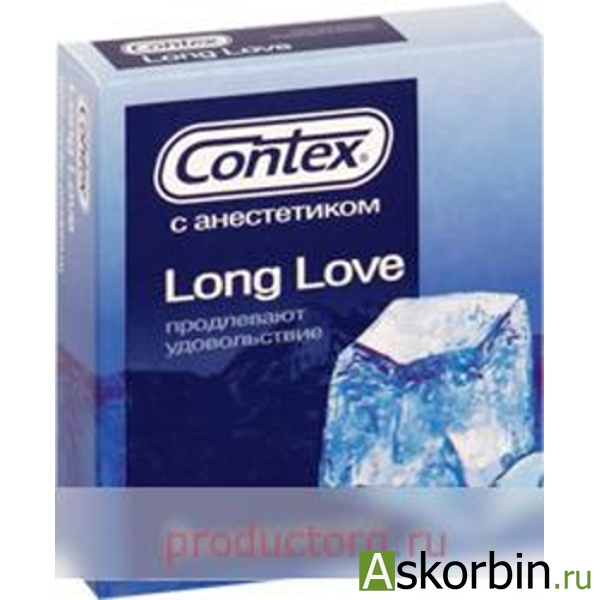 през.contex 12 long love с анестетиком, фото 2