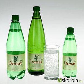 вода мин. донат-мг 0,5л, фото 1