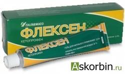флексен гель 2.5% туба 30г, фото 4