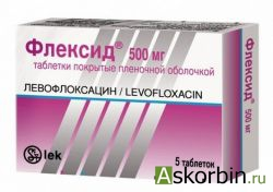 флексид 500 мг 5 тб.п/о, фото 6