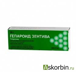 гепароид 30.0 мазь, фото 3
