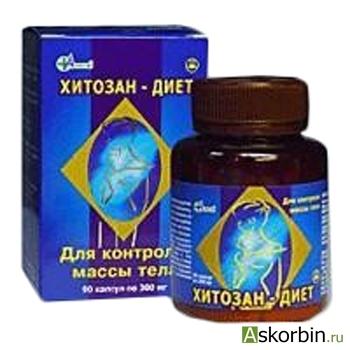 Хитозан-диет 90 капсулы, фото 2