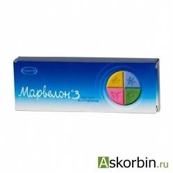МАРВЕЛОН N21X3 ТАБЛ, фото 4
