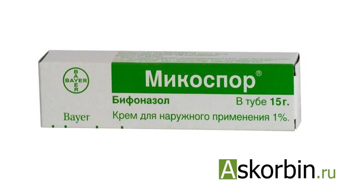 МИКОСПОР 1% 15,0 КРЕМ, фото 5
