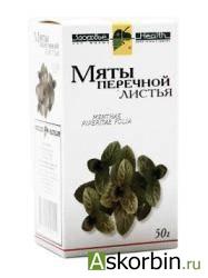 мята перечная листья 50,0, фото 5
